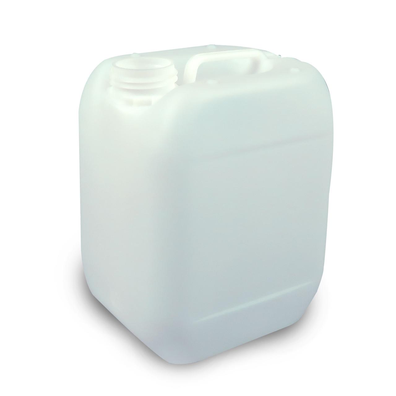 5 L Kunststoffkanister, natur, lebensmittelecht, UN Zulassung