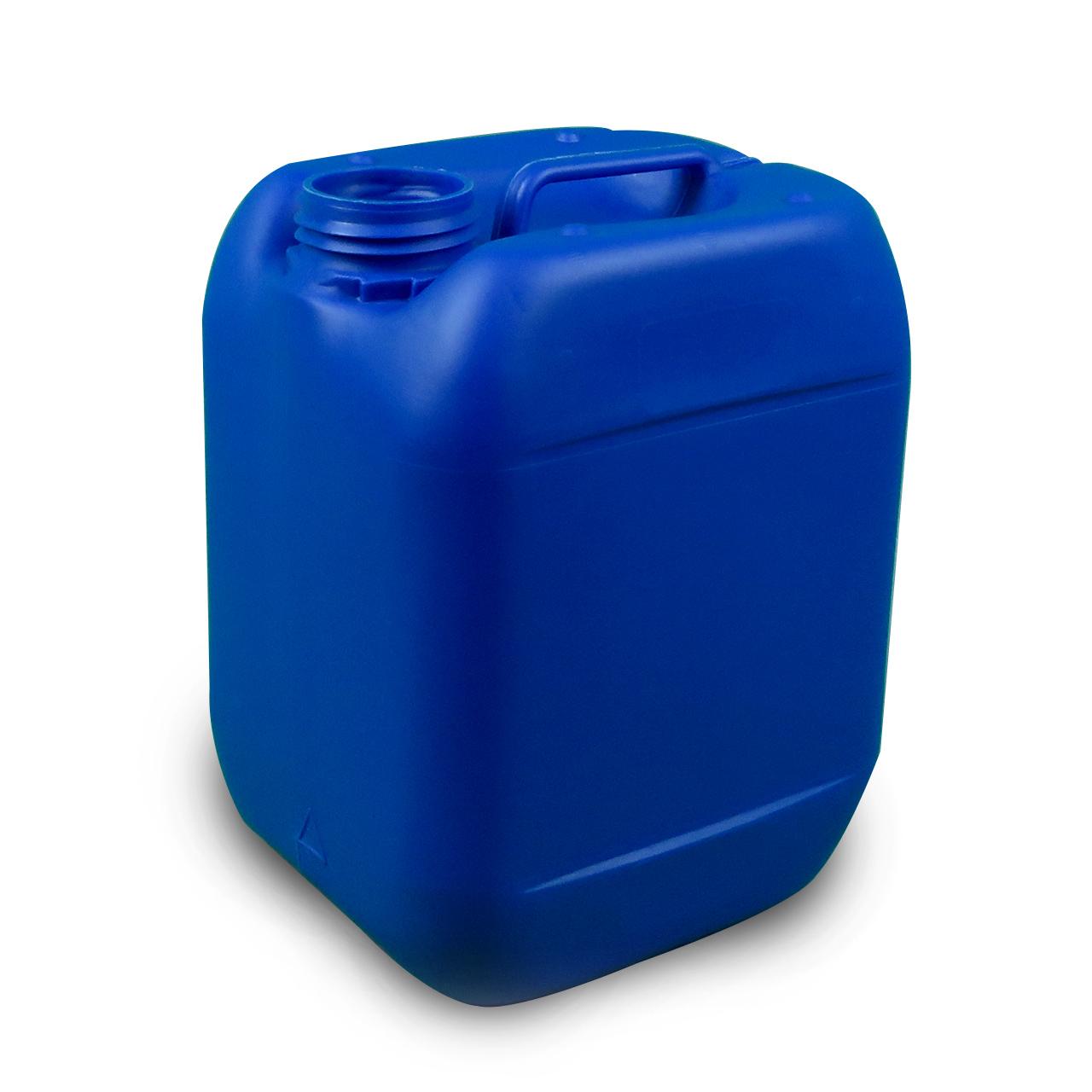 5 L Kunststoffkanister, blau, lebensmittelecht, UN Zulassung