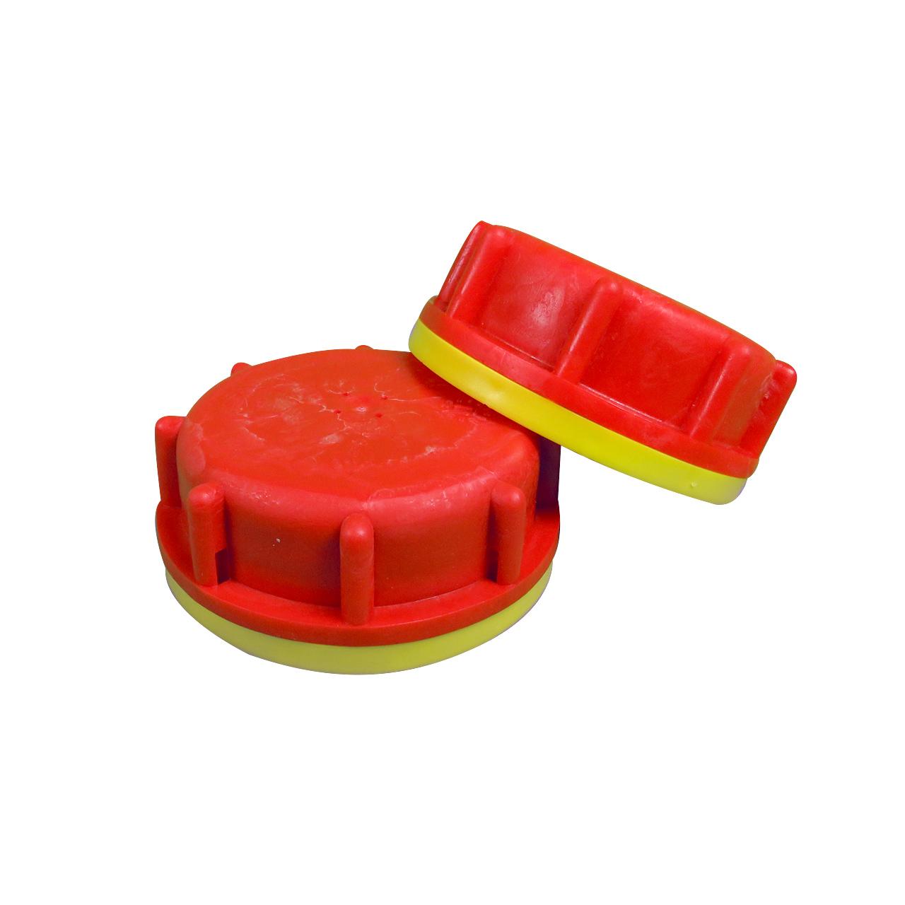 Kanisterverschluss OV61, Entgasung, rot, gelber Ring