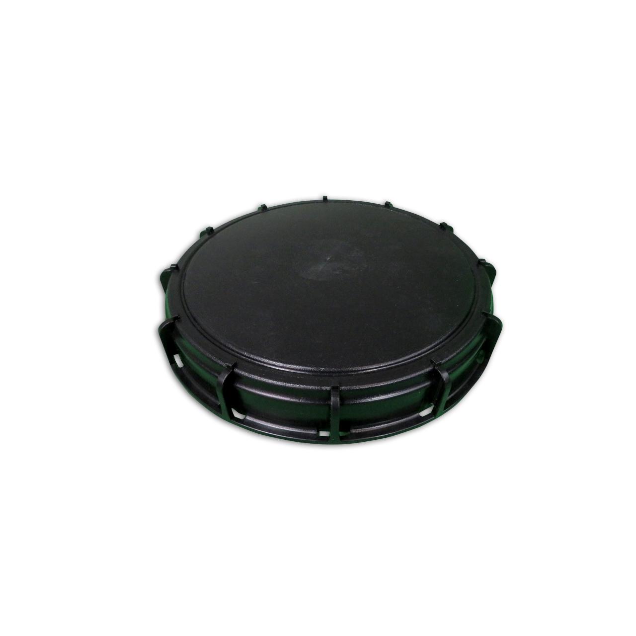 1000 L IBC Container, Kunststoff-Palette, 225/50, FDA, UN