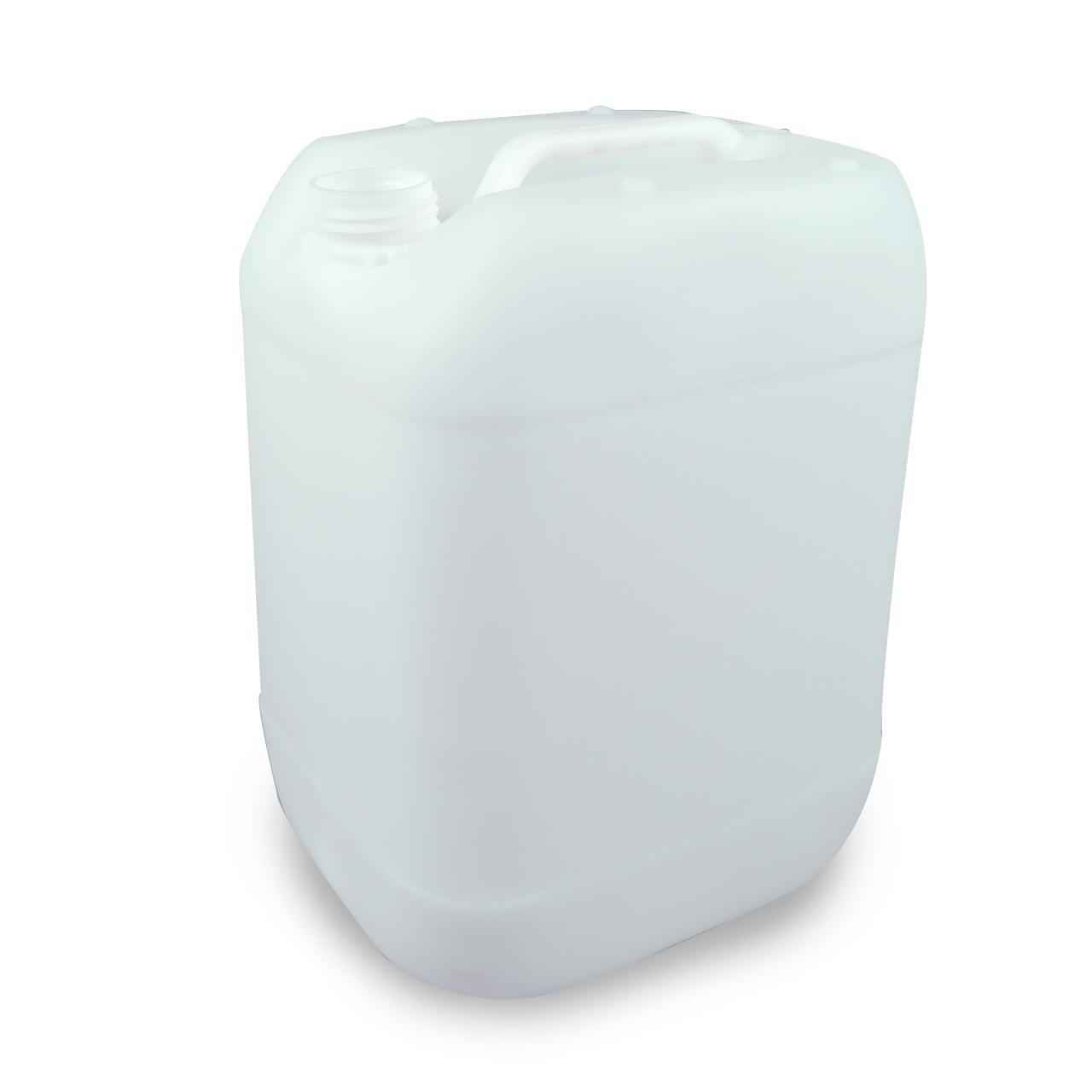 20 L Kunststoffkanister, natur, lebensmittelecht, UN Zulassung
