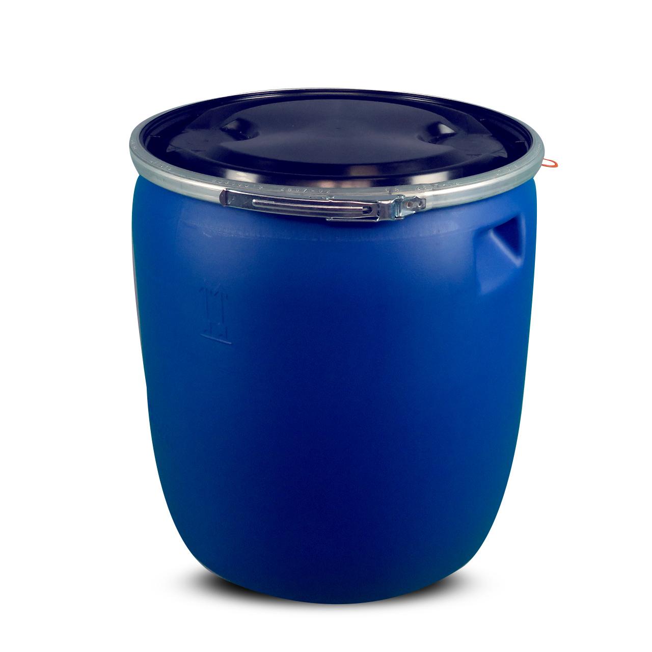 136 L Kunststoffdeckelfass / Vanguard Fass, UN Zulassung