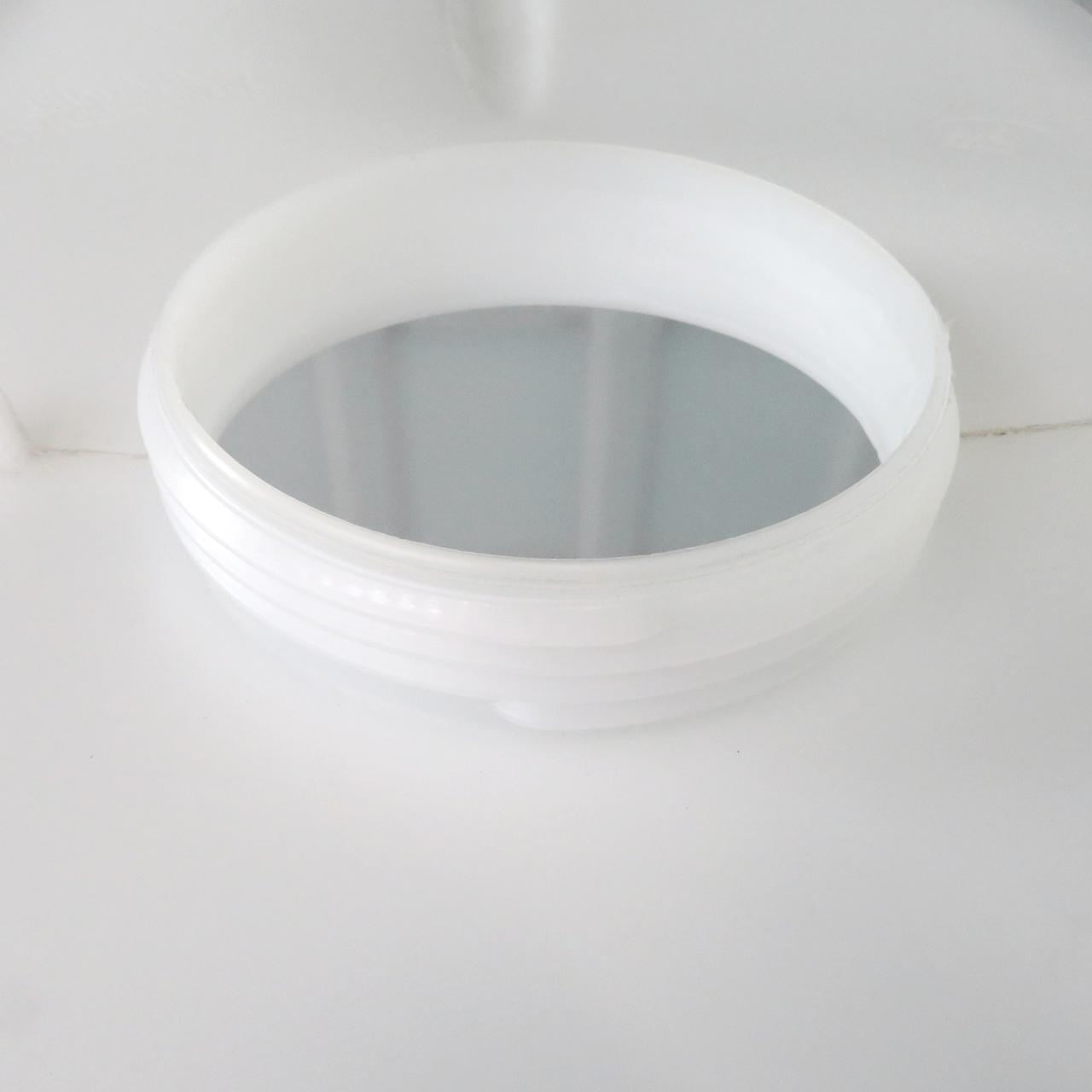 1000 L IBC Container, Kunststoff-Palette, 150/50, FDA, UN Zulassung